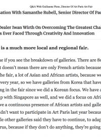 Forbes - Art Paris page 2